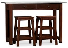 Narrow Kitchen Bar Table Shop Narrow Kitchen Bar Products On Houzz Narrow Bar Table