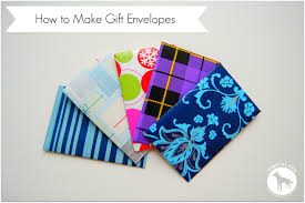 how to make envelopes how to make little gift envelopes nikitaland