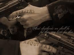 rod car tattoos boondocks saints tattoos meaning
