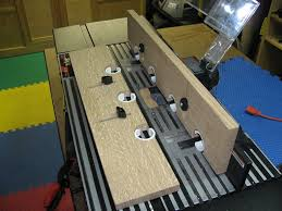 Fine Woodworking Router Table Reviews by Two Part Router Table Hold Down Featherboard By Bullgoose
