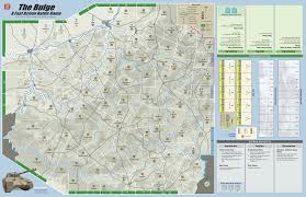 Battle Of The Bulge Map Gmt Games The Bulge Fab 1 Mounted Mapboard