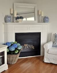 Mantel Fireplace Decorating Ideas - best 20 over fireplace decor ideas on pinterest mantle with regard