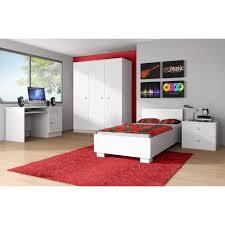 chambre contemporaine blanche chambre enfant complète contemporaine blanche achat vente