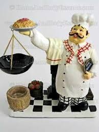 Italian Chef Decor 2 Italian Fat Chef Pasta Bistro Decor Red Black White Kitchen