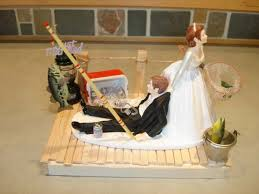 fishing wedding cake toppers fishing wedding cake toppers the wedding specialiststhe