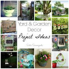 home garden decor decorative garden decor home design and
