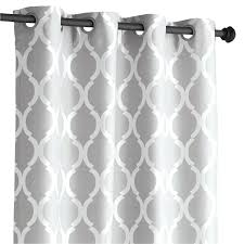 Black White Gray Curtains White Patterned Curtains Gray And White Curtains Free Home