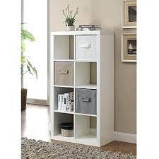 Corner Bookcase Canada Closetmaid Decorative Storage 30 Cube Unit Bookcase Reviews