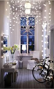 ways to hang christmas lights indoors chez ikea c est déjà noël party planning inspiration and december