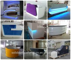 Buy Reception Desk by Offices Equipments Checkout Counter Office Reception Table Mode