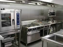 design a commercial kitchen working on commercial kitchen design