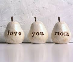 mothers day gift for mom love you mom three handmade