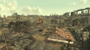 Fallout 3 Map by Springvale Fallout Wiki Fandom Powered By Wikia