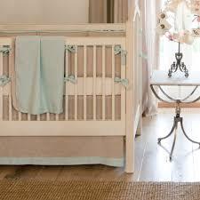 Beige Crib Bedding Set Light Blue Linen 3 Crib Bedding Set Baby Crib Bedding