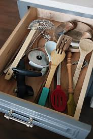 how to organize kitchen drawers diy iheart organizing four days four drawers mini organizing