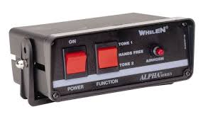 whelen siren light controller sirens 24 vdc whelen engineering automotive