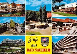 Taunus Klinik Bad Nauheim Gruss Aus Bad Nauheim William Harvey Klinik Kurhaus Klinik