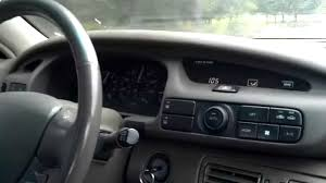 driving mazda millenia 2 3l miller cycle supercharged youtube
