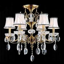 Chandeliers With Lamp Shades Brizzo Lighting Stores 26