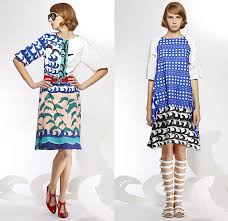 tsumori chisato tsumori chisato 2015 resort womens looks denim fashion