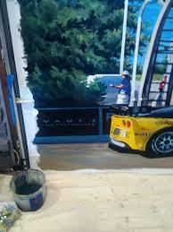 Garage Door Murals For Sale Garage Band Garage Door Mural Art Painted Garage Doors Pinterest