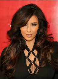 african american hairstyles color streaks dark brown hair color with highlights popular long hairstyle idea