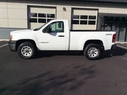 2007 Gmc Sierra Interior White Gmc Sierra In Idaho For Sale Used Cars On Buysellsearch