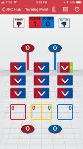 calculator hub bug in turning point score calculator in vrc hub vex forum