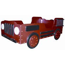 car beds kids wayfair fire truck toddler bed loversiq