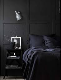 black bed room dark colored room would you like a free painting estimate of this