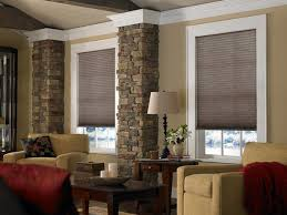 livingroom window treatments brilliant window treatment ideas for living room charming home