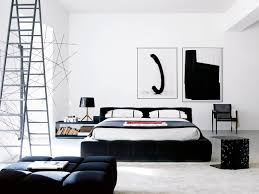 white bedroom with color accents home design ideas