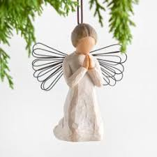 willow tree embrace ornament
