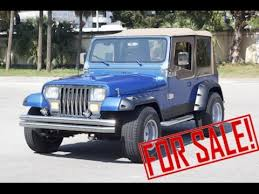 94 jeep wrangler for sale jeep wrangler sport 94 4x4 up for sale