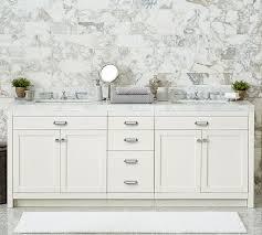 Lowe Bathroom Vanities by Pottery Barn Vs Lowes Bathroom Vanities Decor Look Alikes