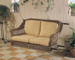 wicker porch swing cushions resin target swings u2013 glorema com