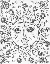 hippie coloring pages coloring book pagesdesign your own coloring