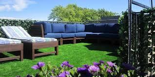 Fake Grass For Patio Artificial Grass Installation In Chicago Il Chicago Dream Grass