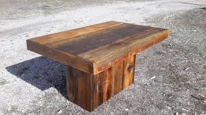 barnwood dining table hand crafted barnwood dining table by custom made barnwood dining table