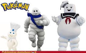 Michelin Memes - pok礬memes michelin man pokemon memes pok礬mon pok礬mon go