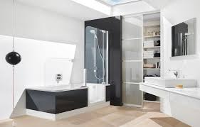bathroom tub shower ideas best walk in tub with shower awesome bathtub and addition to 6