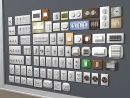 Home Design Software Electrical by Types Of Electrical Switches Wiring Diagram Components