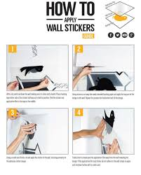 how to install wall decals wall stickers application instructions don t worry if the vinyl wall art will do somthing to your surfaces it will not leave grossness on your walls it will not damage your walls or windows