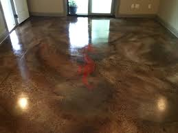 Laminate Flooring On Concrete Basement Stained Concrete Flooring Greenville Sc Unique Concrete
