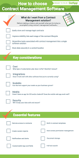 Vendor Contract Template 7 Download How To Choose Contract Management Software A Handy Checklist Getapp