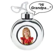 recordable photo ornament the talks techfever