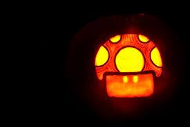 carving a kick gaming jack o lantern game front