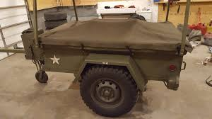 m416 trailer for sale m416 trailer with cvt roof top tent ih8mud forum