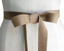 leather ribbon 12 best leather images on leather bow bow belt and
