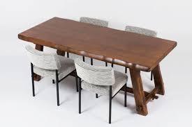 dining table by olavi hanninen for mikko nupponen 1950 for sale